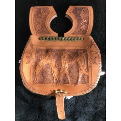Horses girdle purse